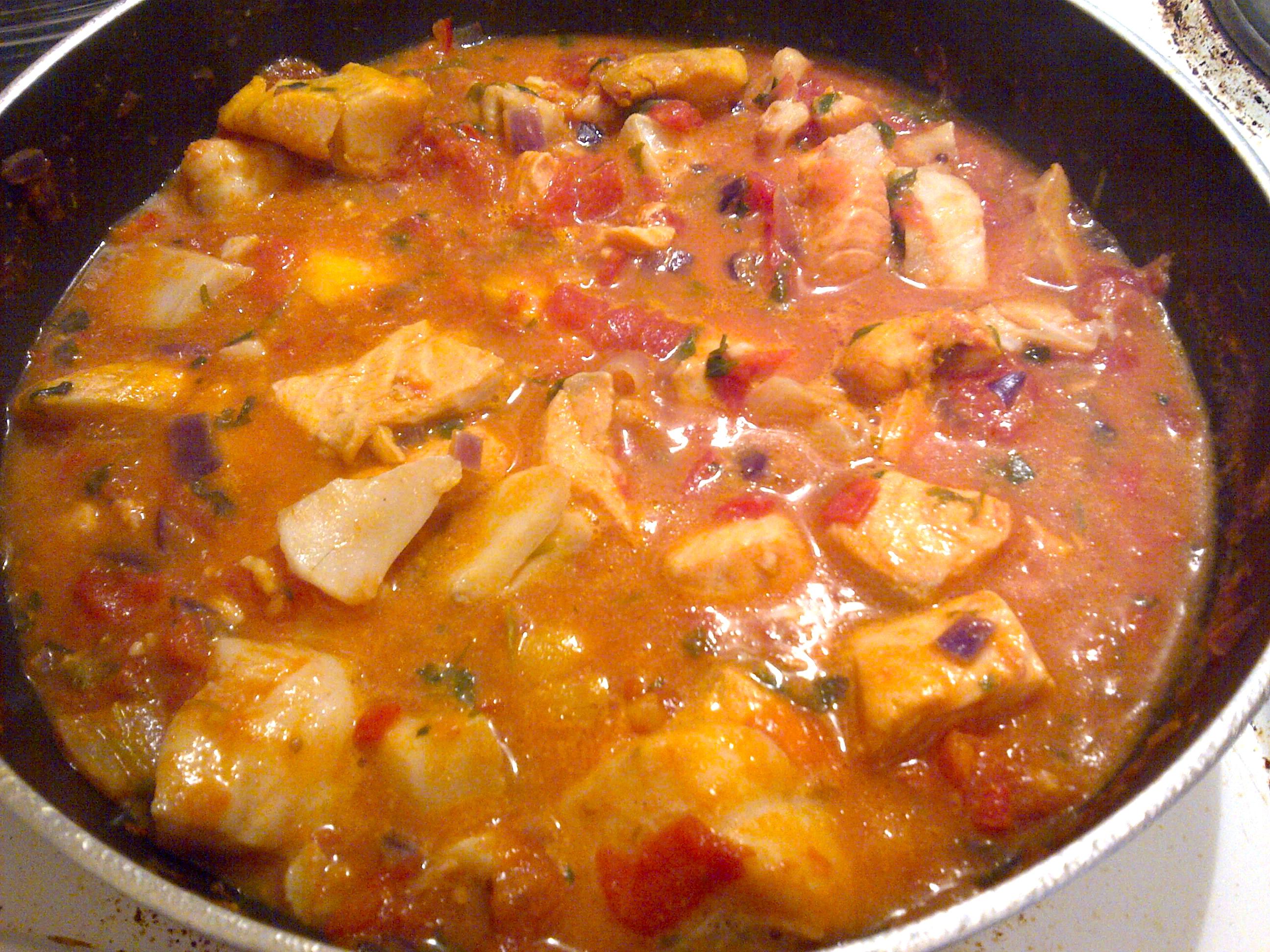 Fish Stew Recipes — Dishmaps